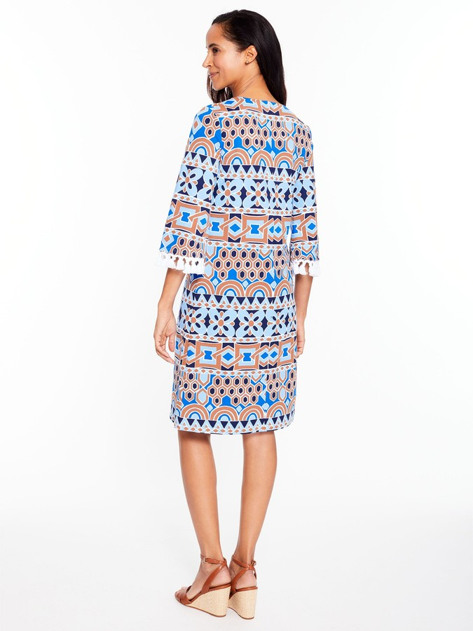 Thumbnail for your product : J.Mclaughlin Brenda Dress in Avery Geo