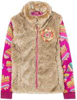 Desigual Girls' Jacket Azalea, Sizes 5-14