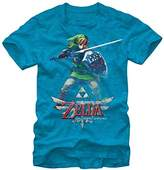 Nintendo Men's Skyward Link T-Shirt
