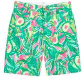 Lilly Pulitzer Boy's Lily Pulitzer Beaumont Print Shorts