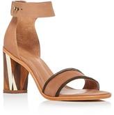 Bernardo Hayden Ankle Strap Block Heel Sandals