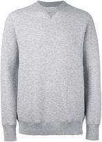 Sacai side pocket sweatshirt