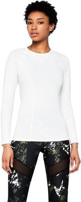 Aurique Amazon Brand Women's Running Sports Top