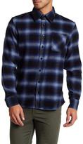 Slate & Stone Long Sleeve Shirt with Chest Pocket