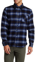 Slate & Stone Plaid Long Sleeve Regular Fit Shirt