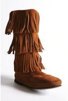 Triple Fringe Boot