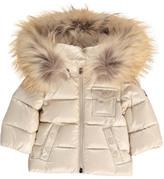 Moncler K2 Down Jacket with Fur Hood
