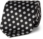 Van Heusen Textured Spot Tie