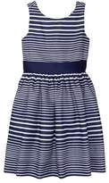 Gymboree Striped Bow Dress