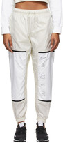 Thumbnail for your product : Nike Beige Sportswear Archive Remix Track Pants