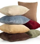 """Sure Fit Stretch Royal Diamond 18"""" Pillow Slipcovers"""