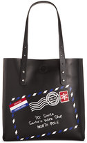 Celebrate Shop Postcard Tote, Only at Macy's