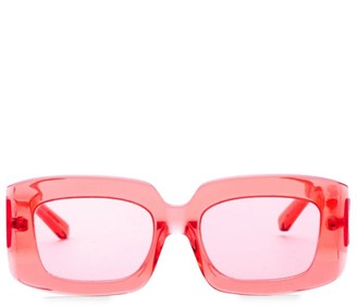 Karen Walker 51MM Rectangle Sunglasses