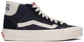 Vans Navy OG Mid Skool LX Sneakers