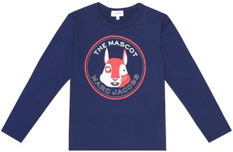 Marc Jacobs Mascot cotton top