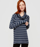 Lou & Grey Striped Signaturesoft Cowl Tunic