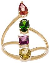 Ileana Makri Diamond End Ring