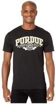 Champion College Purdue Boilermakers Jersey Tee (Black 3) Men's T Shirt