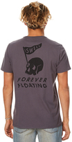 Swell Floating Mens Tee Grey