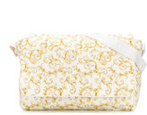 Young Versace - baroque print changing bag - kids - Cotton/Polyester/Spandex/Elastane - One Size