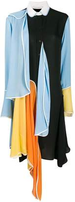 J.W.Anderson petal shirt dress