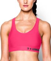 Under Armour Harmony Red Mid-Impact Heatgear® Sports Bra