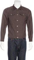 Brunello Cucinelli Fine Wool Jacket