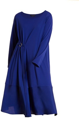 Marina Rinaldi, Plus Size Ombra Jersey Midi Dress