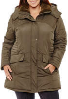 KC Collections Puffer Jacket-Plus