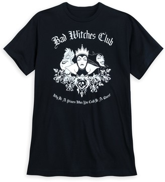 Disney Villains T-Shirt for Adults