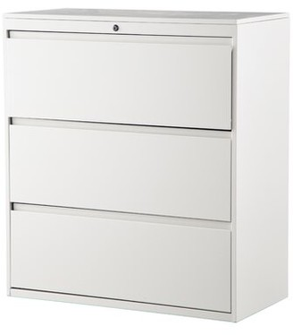 3-Drawer Lateral Filing Cabinet Trendway