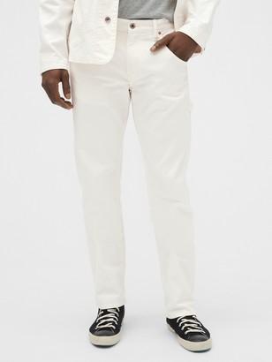 Gap ';80s Carpenter Fit Jeans with GapFlex