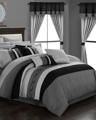 Chic Home Yair Comforter Set