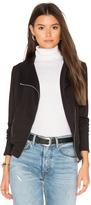 Bobi BLACK Moto Jacket