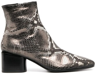 Officine Creative Mercy 1 ankle boots