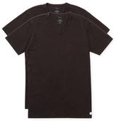 Calvin Klein Underwear Short Sleeve V-Neck T-Shirt (2 PK)