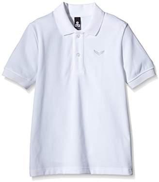 Trigema Unisex Polo Shirt White Weiß (weiss 001)