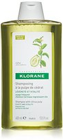 Klorane Shampoo with Citrus Pulp - Clarifying , 13.5 fl. oz.