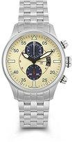 Torgoen Swiss T33203 - Men's Watch, Stainless Steel, Silver Color