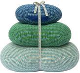 Blabla Pebble Pillow Blue Set