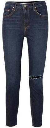 GRLFRND Denim trousers
