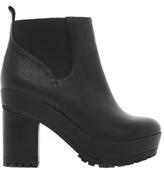 Asos ENIGMA Chelsea Ankle Boots - Black