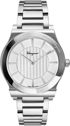 Salvatore Ferragamo Men's Bracelet Watch, 41mm