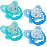 Dr Browns Dr. Brown's 0-6 Months Dr. Brown's 4-pk. Stage 1 Glow-In-The-Dark Pacifiers