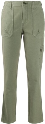 Frame Slim-Fit Cargo-Style Trousers