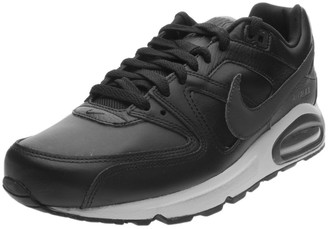 Nike Men's AIR MAX Command Leather Running Shoes (Black/Anthracite-Neutral Grey 001) 10.5 UK 45.5 EU