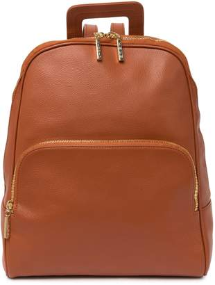 Rob-ert Robert Leather Backpack