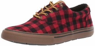 Sperry Mens Striper Storm CVO Wool Sneaker