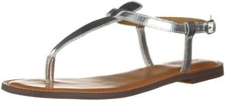 206 Collective Amazon Brand Women's Cameron Flat Thong Sandal
