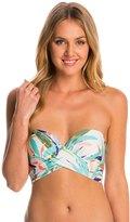 Ella Moss Birds of Paradise Underwire Wrap Bikini Top 8144704